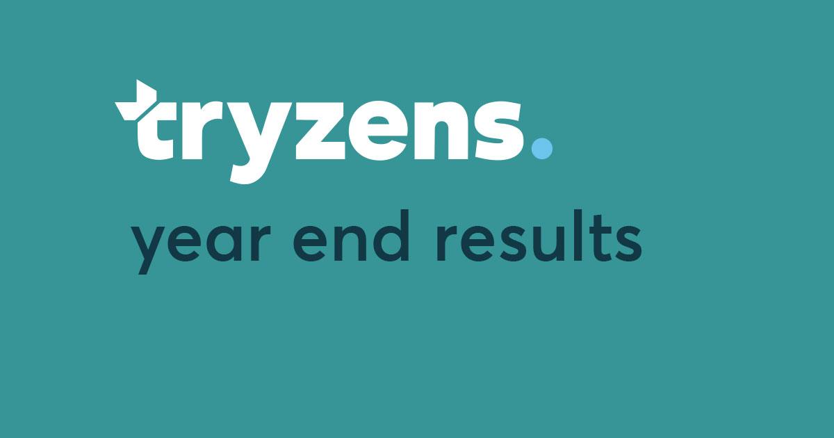 Tryzens announces year end results - Tryzens